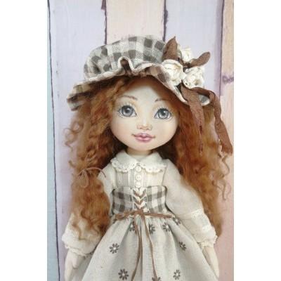 OOAK Cloth Doll #1