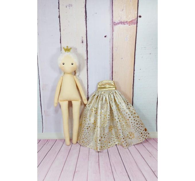 Handmade Princess Doll 12 Inches