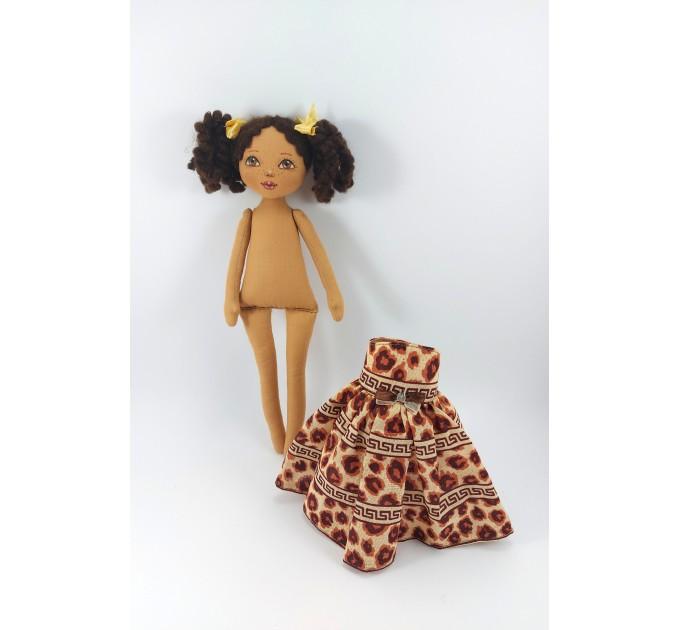12 In Cloth Doll