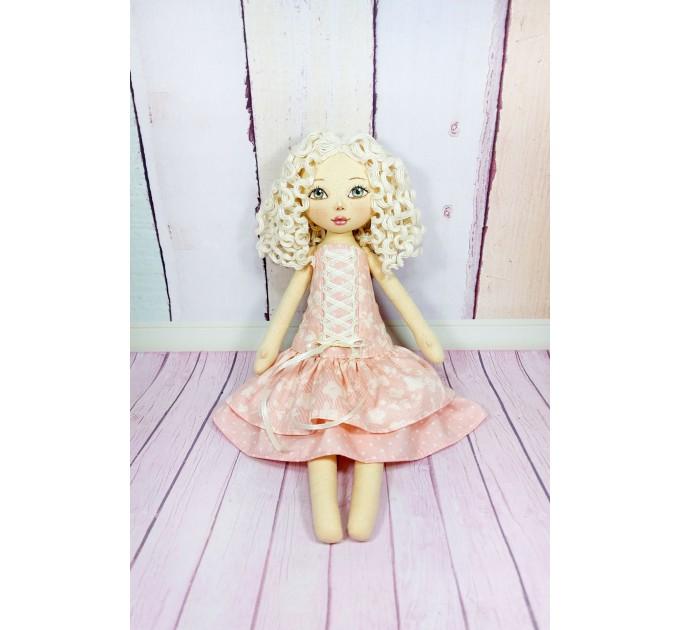 Handmade Soft Doll | Soft Fabric Doll