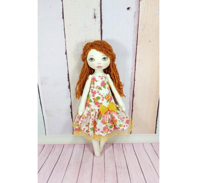 Handmade Cloth Doll | Cloth Doll