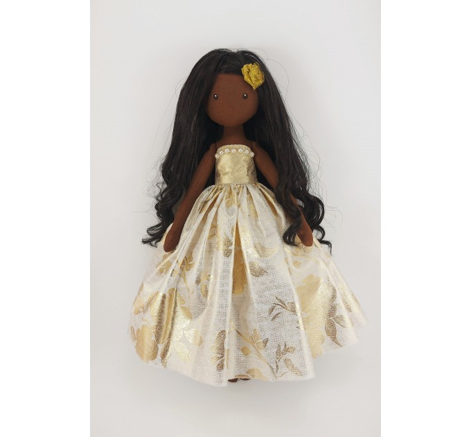 African Doll 16 Inches