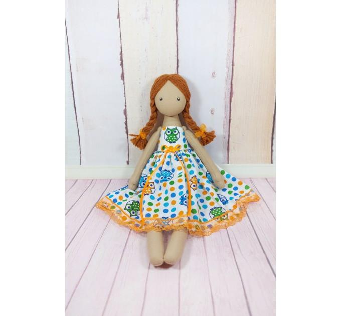 Handmade Cloth Doll   Cloth Doll