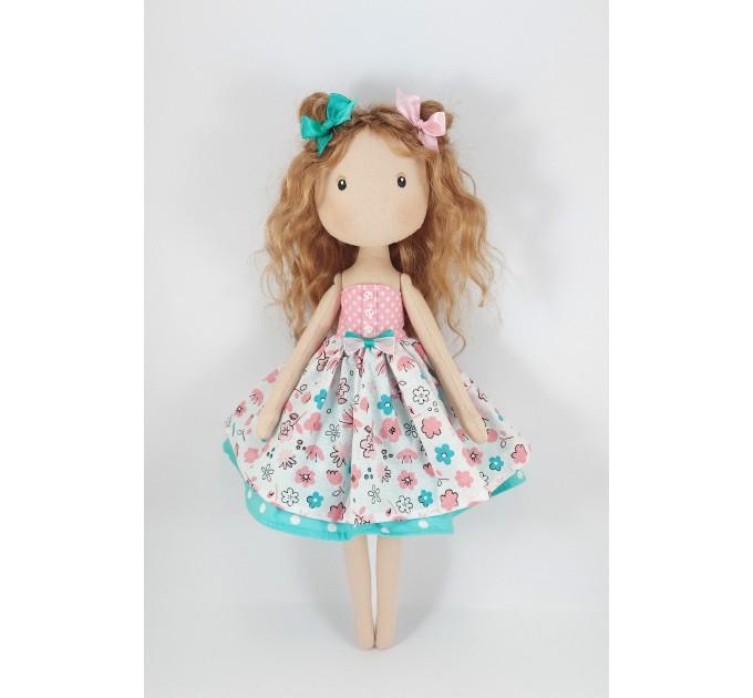 Handmade Ballerina Doll 16 Inches