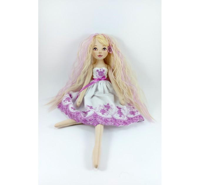 Handmade Cloth Doll 18 Inches