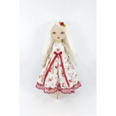 Little Cloth Princess Doll