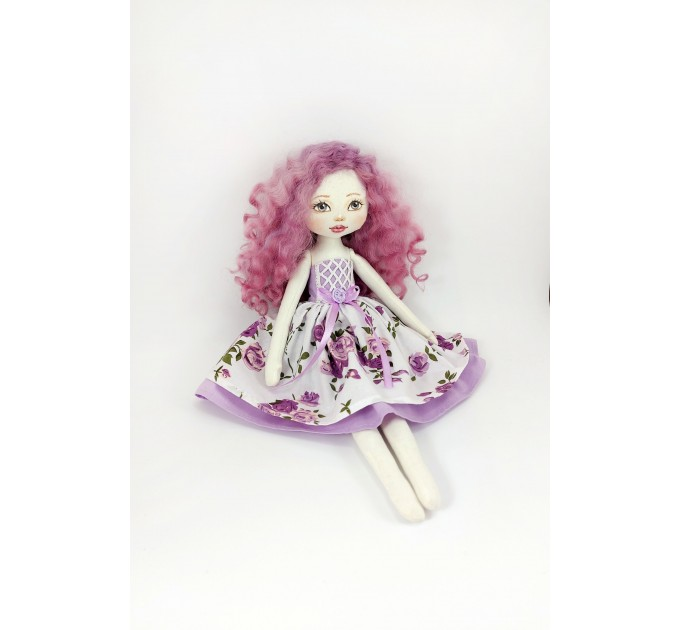 Little Princess Cloth Doll 16 Inches