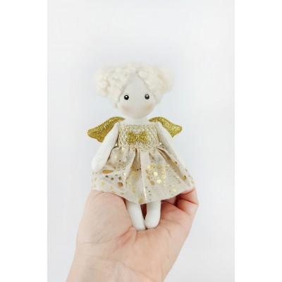 Little Rag Doll Angel | Miniature Elf