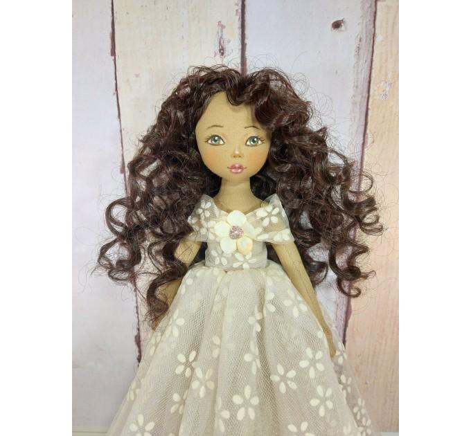 Princess Decorative Cloth Doll