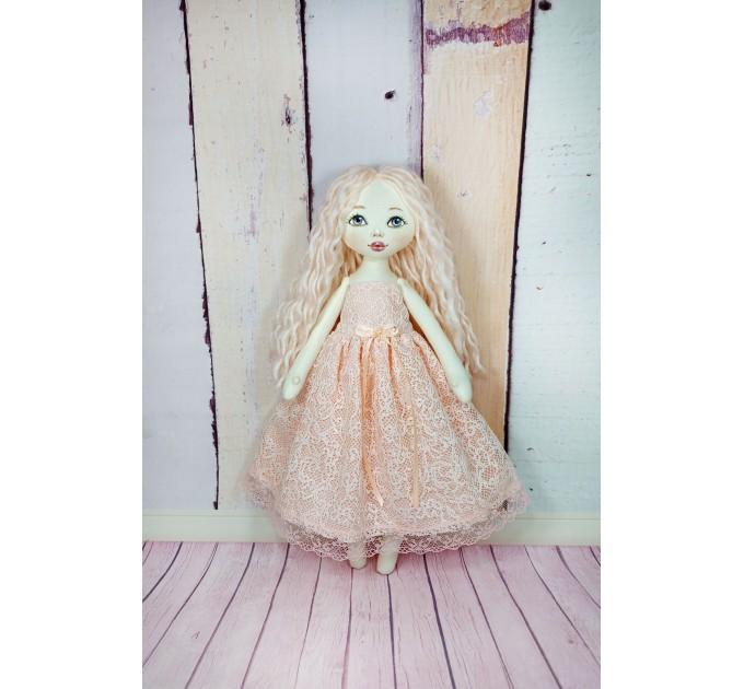 Handmade Princess Cloth Doll | Handmade Cloth Doll