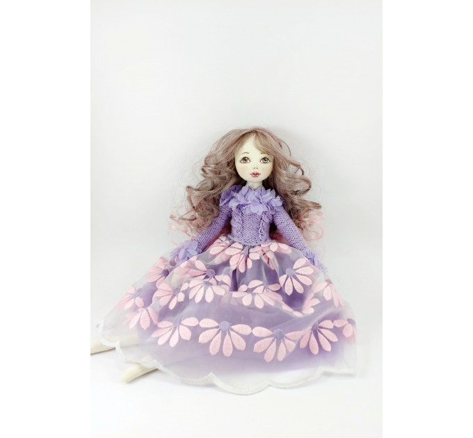 Rag Princess Doll 18 Inches   nilasdolls.com