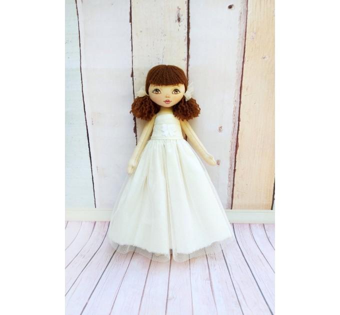 Handmade Cloth Doll |Cloth Rag Doll  (1)