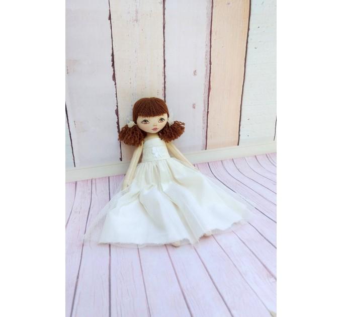 Handmade Cloth Doll