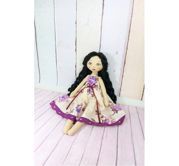 Handmade Soft Doll   Soft Cloth Doll