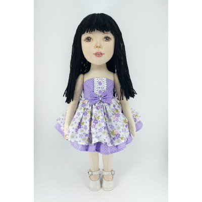 Rag Doll 18 Inches Made According To Sizes Of AG.