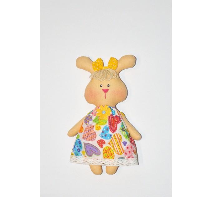 "PDF Pattern & Tutorial ""Hare Girl"""