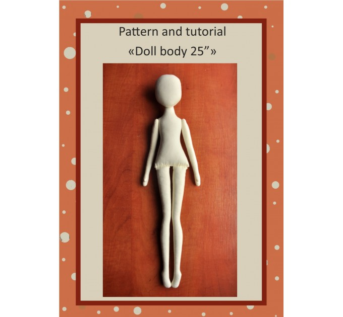 PDF Patterns And Tutorial Of The Rag Doll Body 25 Inches