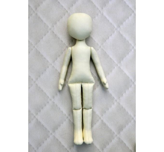 Blank doll body-15 Inches #5