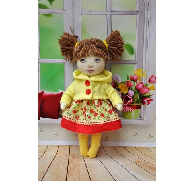 Rag Doll Body 6 Inches #1