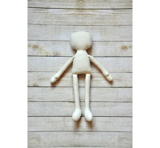 Rag Doll Body 14 Inches #3