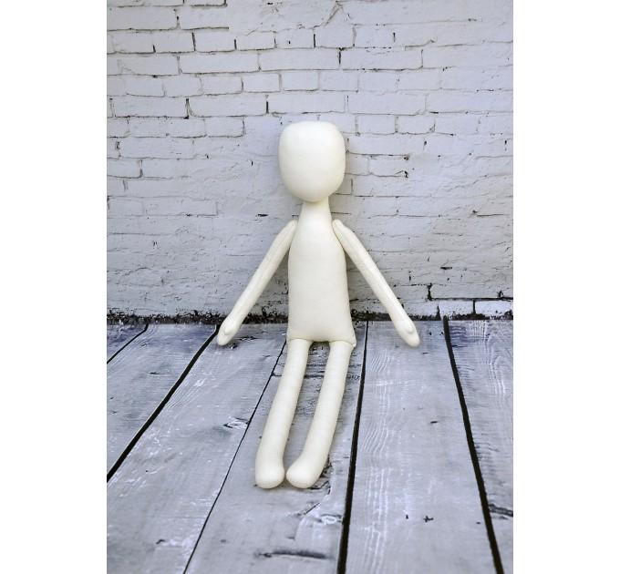 Blank doll body-16 Inches #2
