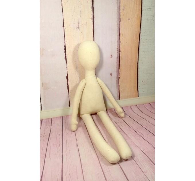 Blank doll body-16 Inches #1