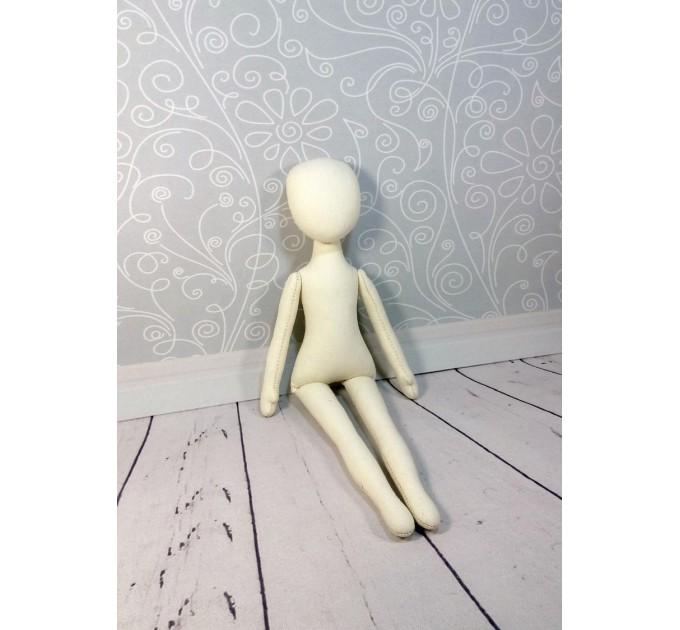 Rag Doll Body 14 Inches #1