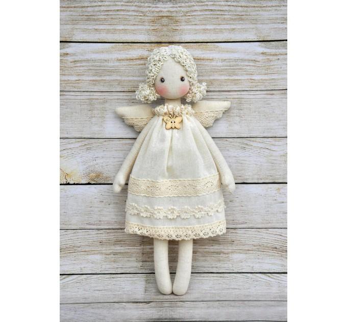 Blank Doll Body 12 Inches #1