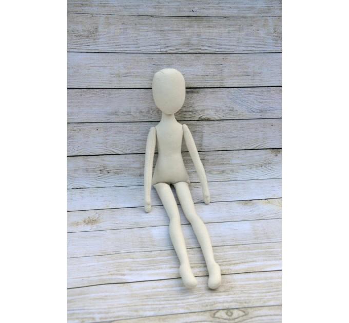 Rag Doll Body 18 Inches #1