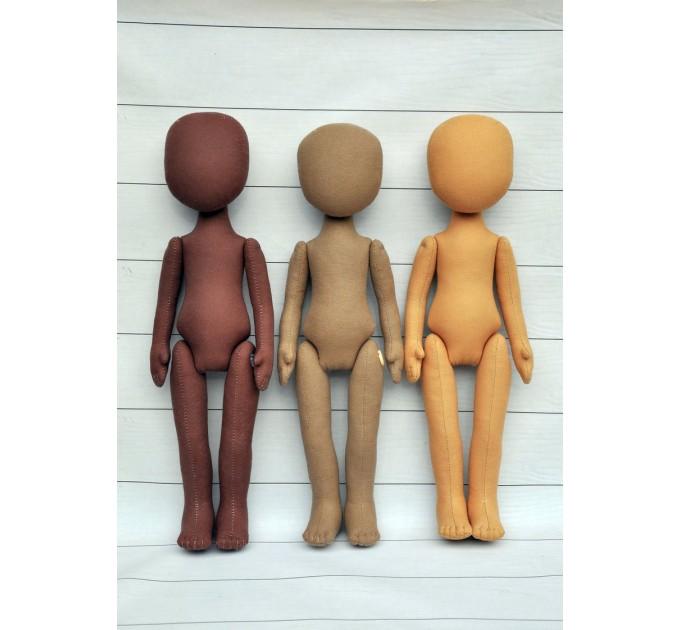 Blank doll body-15 Inches #4
