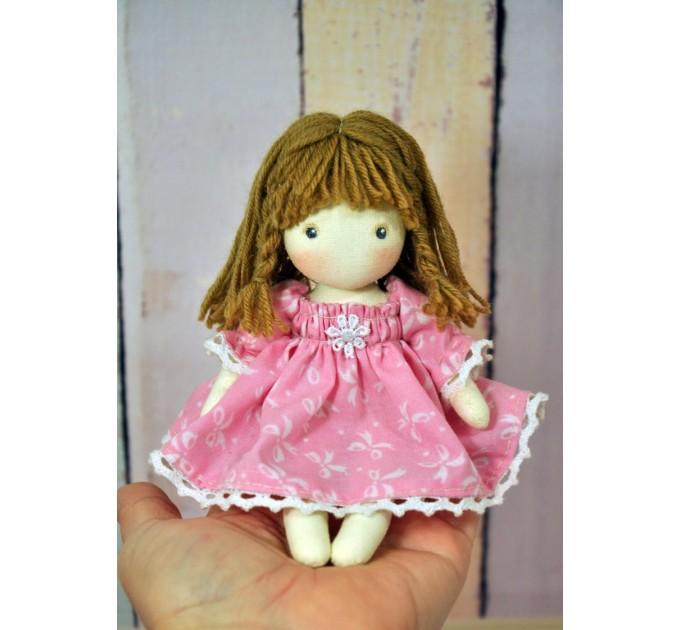 5 Blank doll body 6 Inches #2