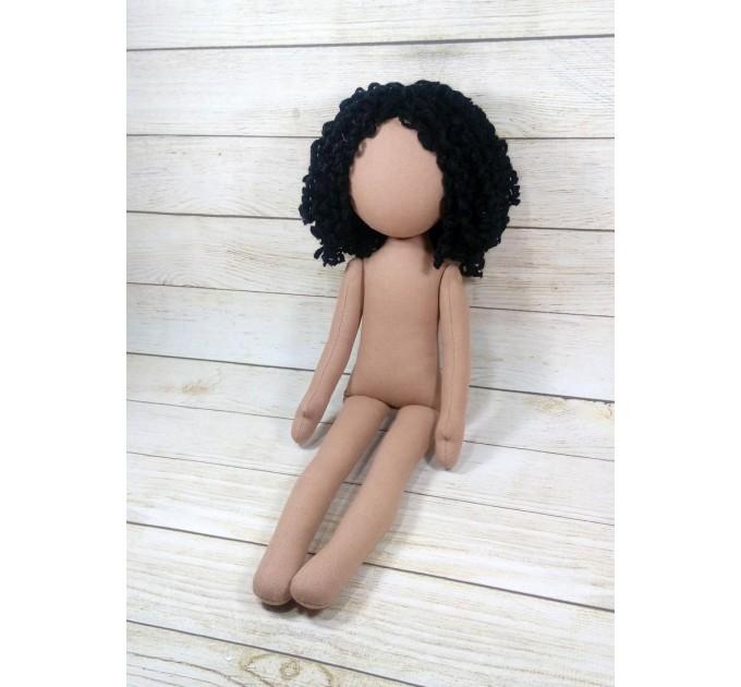 Rag Doll Body 15 Inches #2
