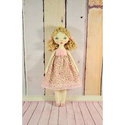 Little Cloth Fairy Doll