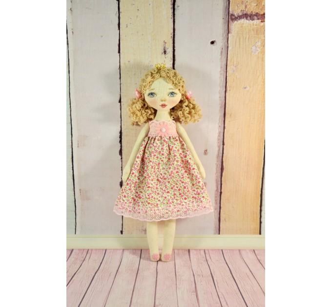 Handmade Fairy Doll   Fairy Rag Doll