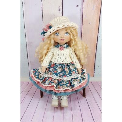 OOAK Cloth Doll # 2