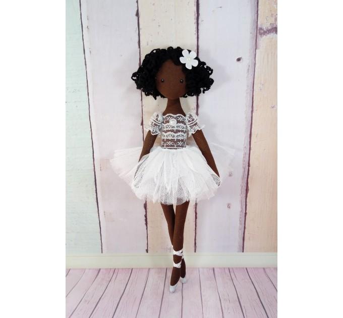 princess doll,ballerina Doll,Textile doll, decorative doll, doll cotton, rag doll